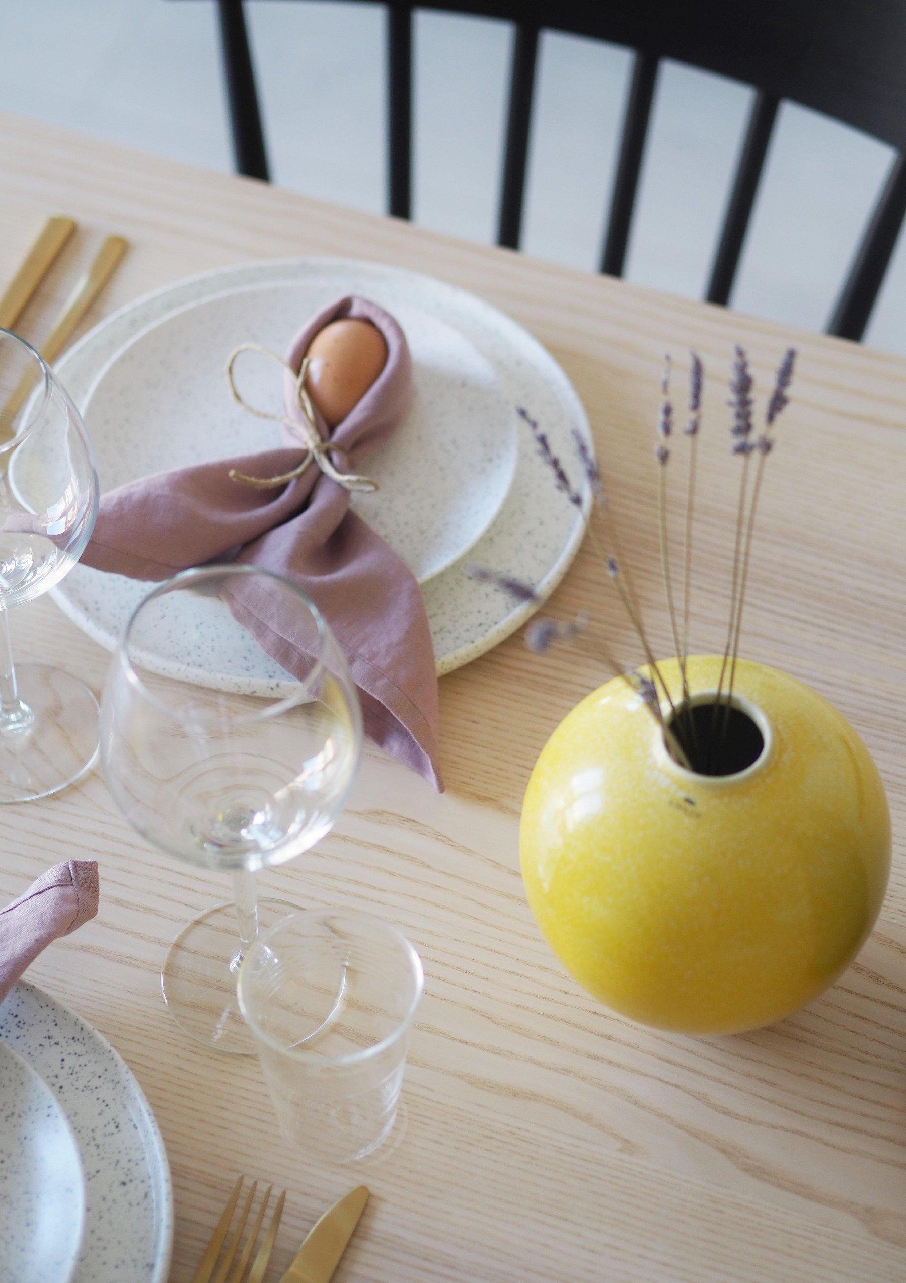 Scandinavianfeeling Easter DIY table decor 3