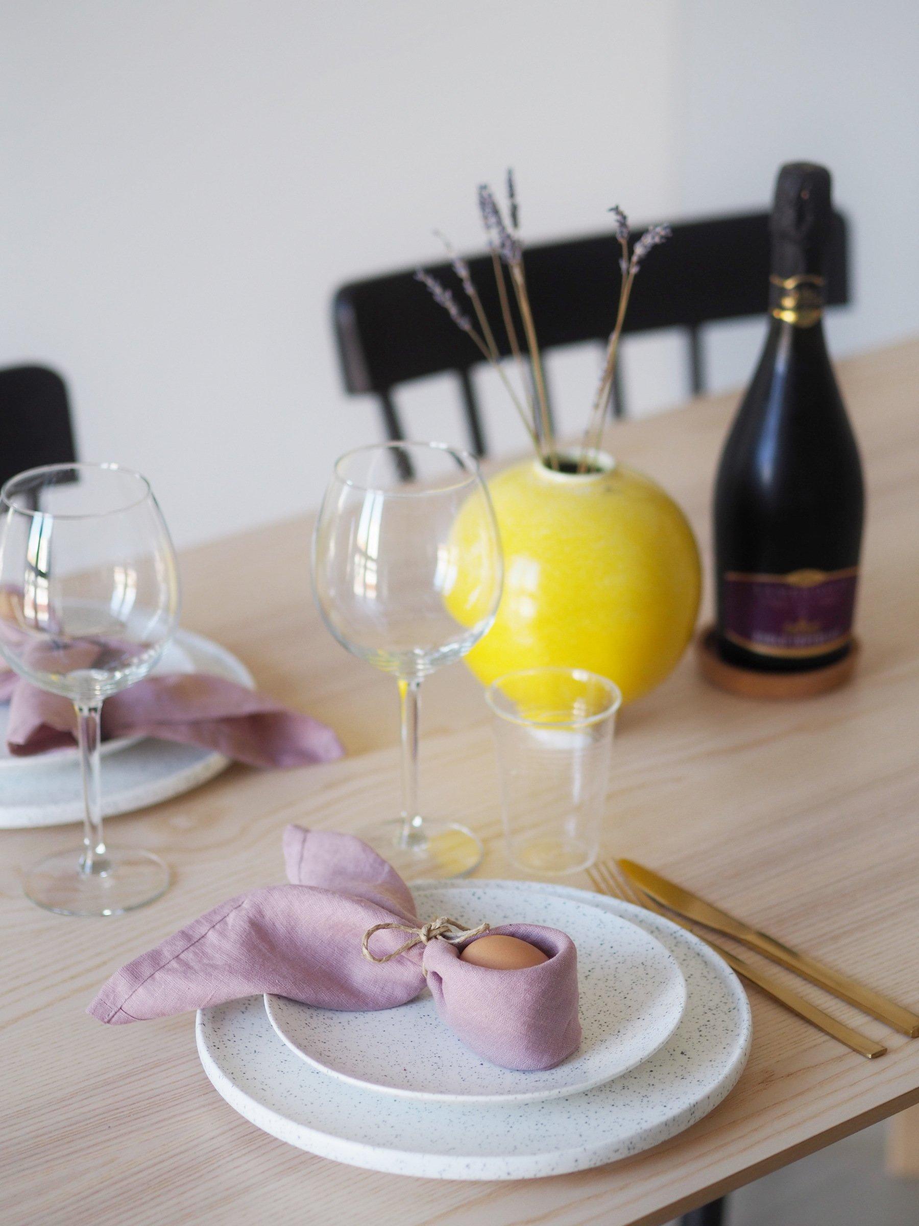 Scandinavianfeeling Easter DIY table decor 4