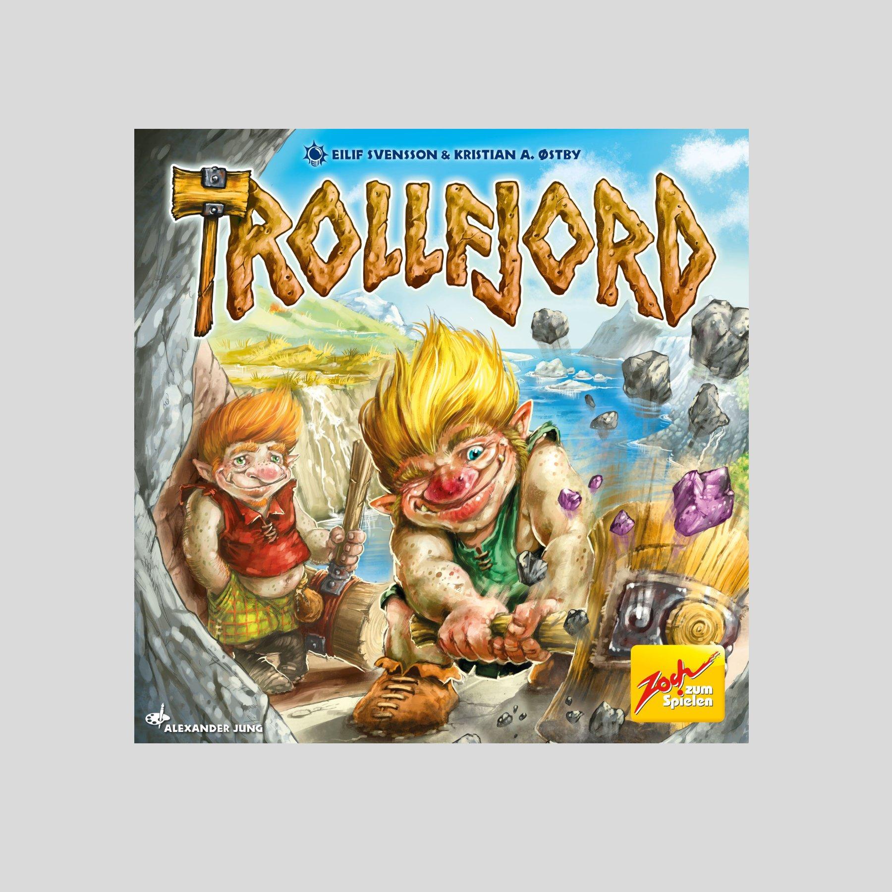 thatscandinavianfeeling board game nordic trollfjord