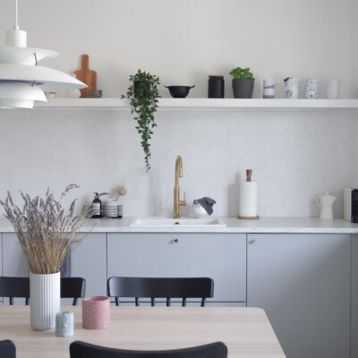 That Scandinavian Feeling Home Tour kitchen