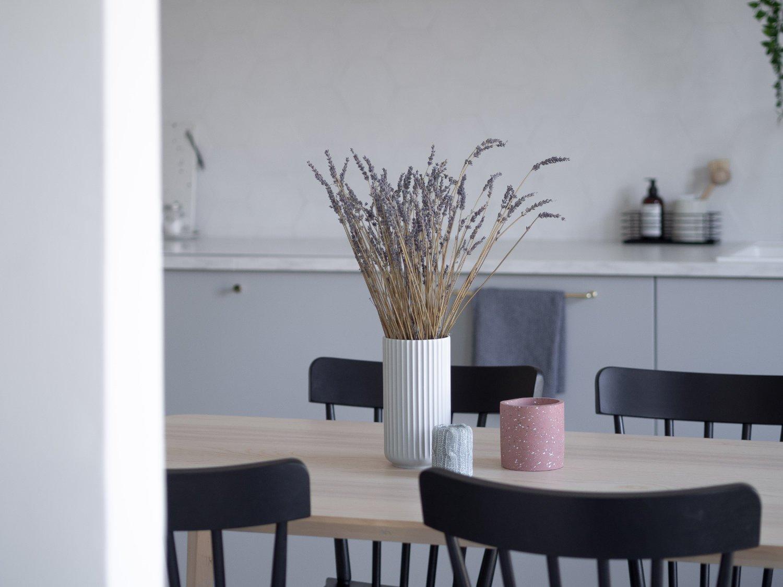 That Scandinavian Feeling Home Tour kitchen table