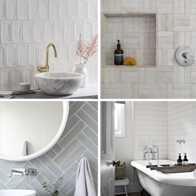 thatscandinavianfeeling subway tiles inspiration bathroom