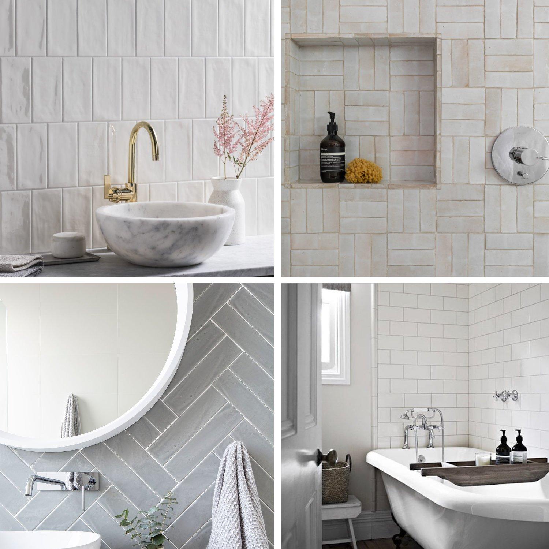 Inspiration Choosing Subway Tile Designs For Bathroom