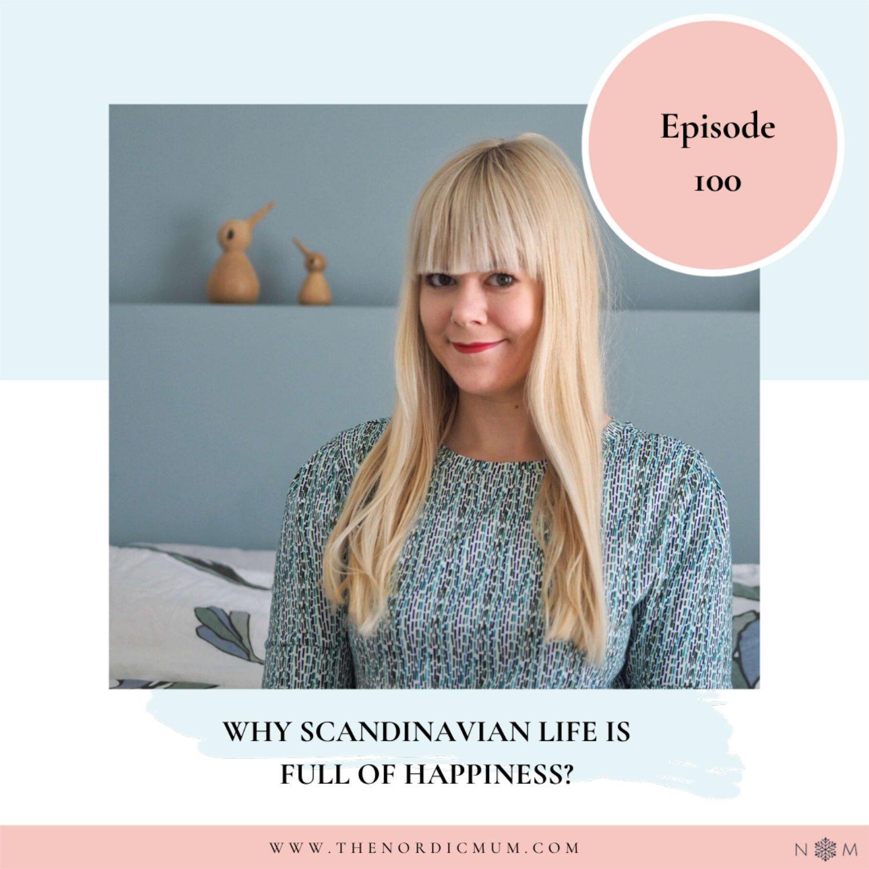 nordic mum podcast happiness