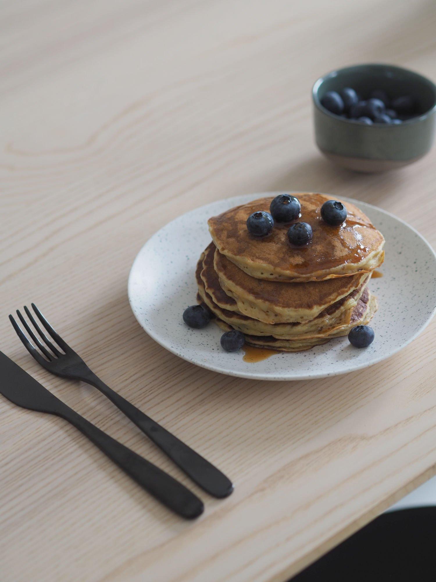 thatscandinavianfeeling breakfast hygge home pancakes