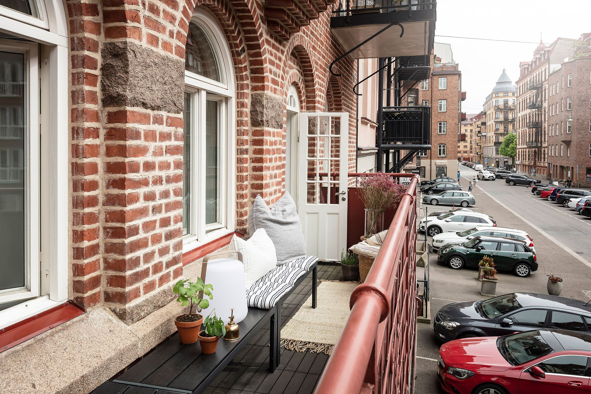 thatscandinavianfeeling cosy balcony scandinavian hygge 10