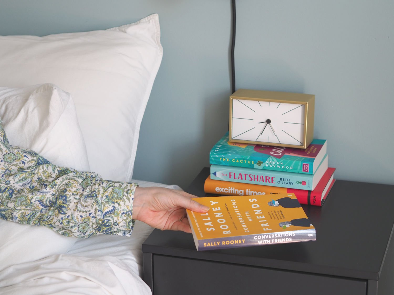 thatscandinavianfeeling reading hygge home books