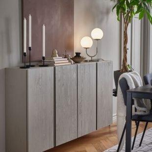 scandinavian-interior-decor-tips-ikea-ivar-cabinet-painted-livingroom