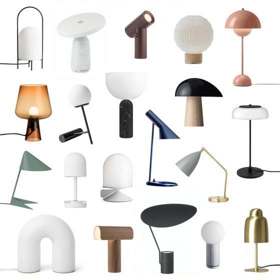 scandinavian feeling table lamps design best