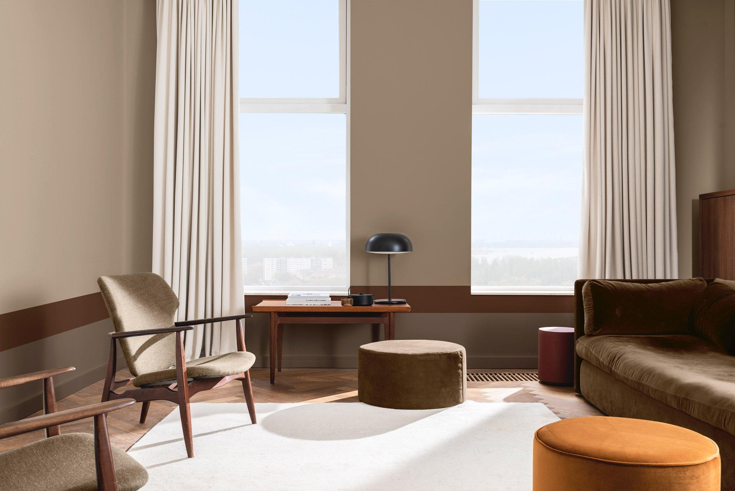 brave ground dulux colour year 2021 interior livingroom