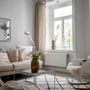 scandinavian livingroom interior cozy neutral 4