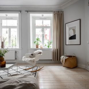 scandinavian livingroom interior cozy neutral 5