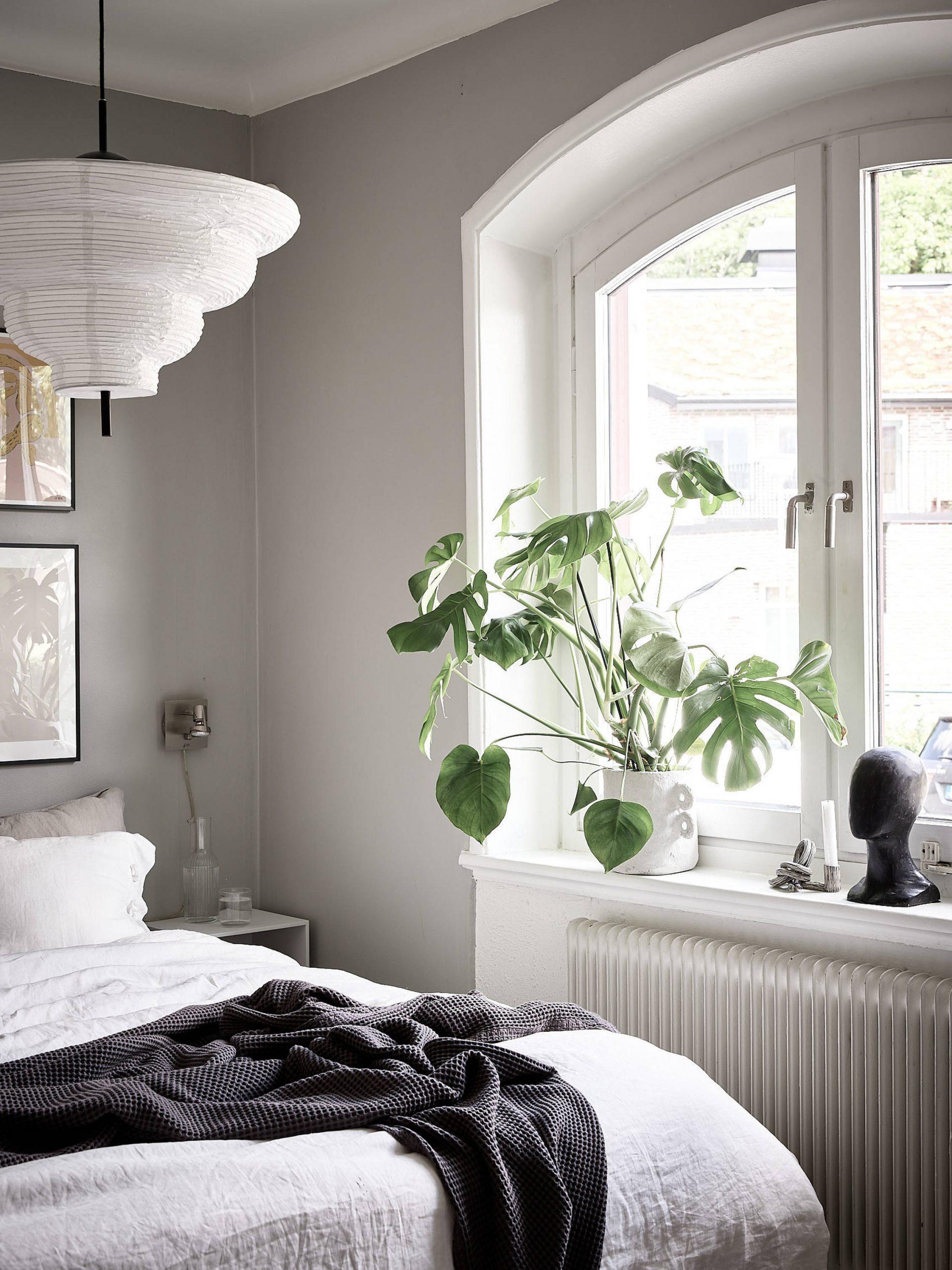 scandinavian feeling bedroom cozy hygge green 2 scaled