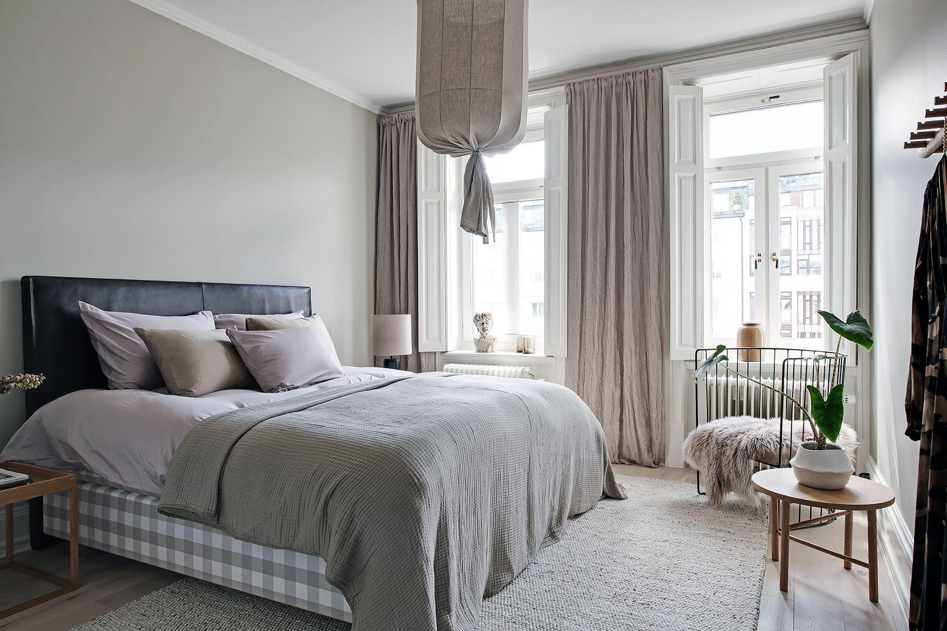 scandinavian feeling bedroom cozy hygge texture 2