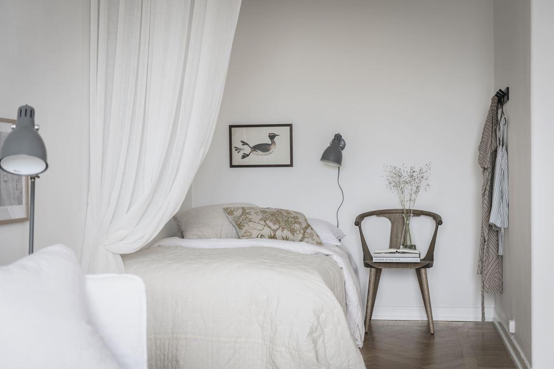 scandinavian feeling bedroom cozy hygge wall 2 1