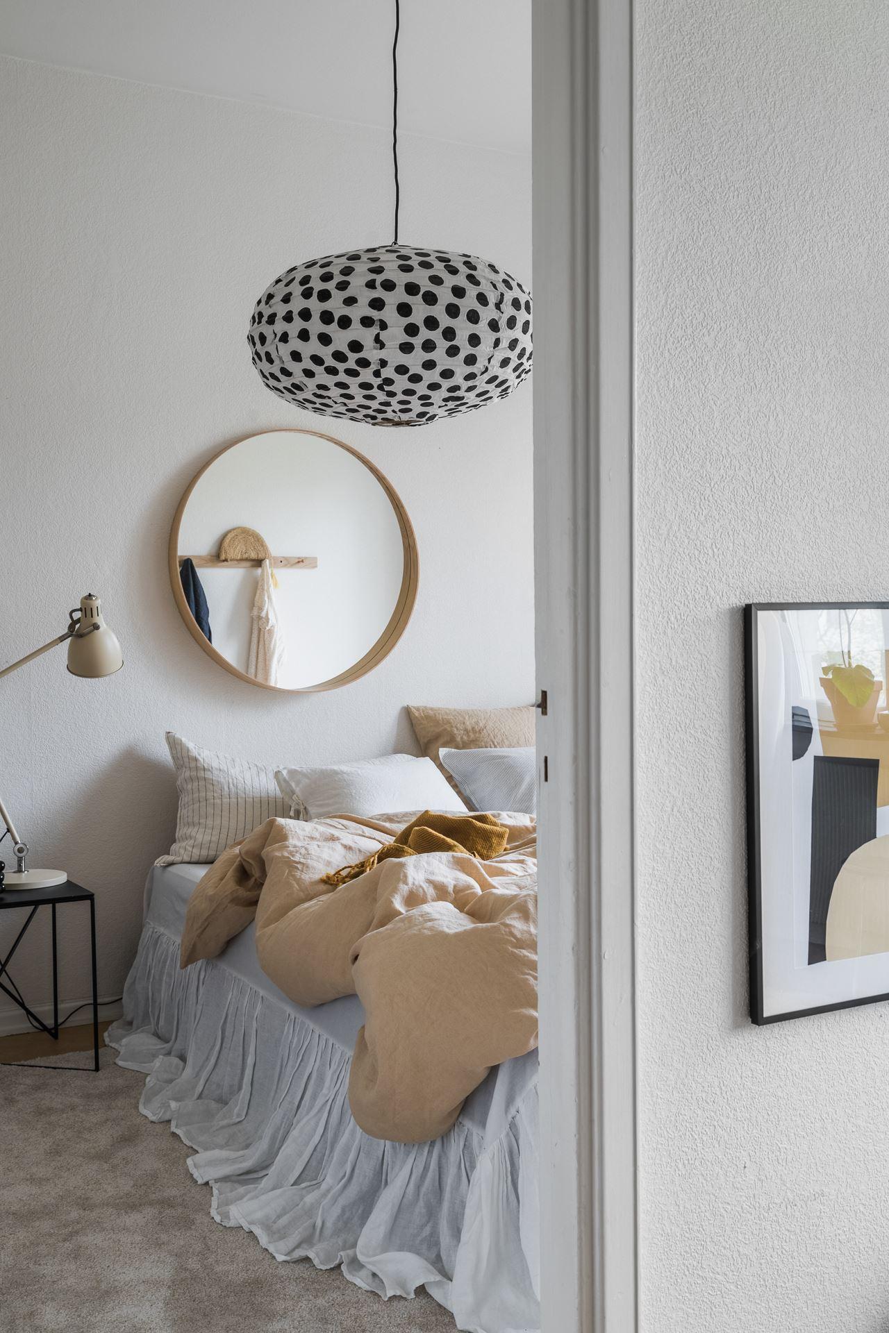 scandinavian feeling bedroom cozy hygge warm 1