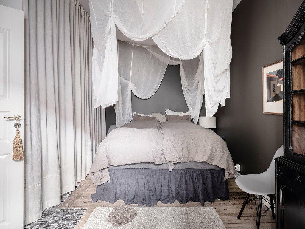 scandinavian feeling cozy bedroom cozy dark 1