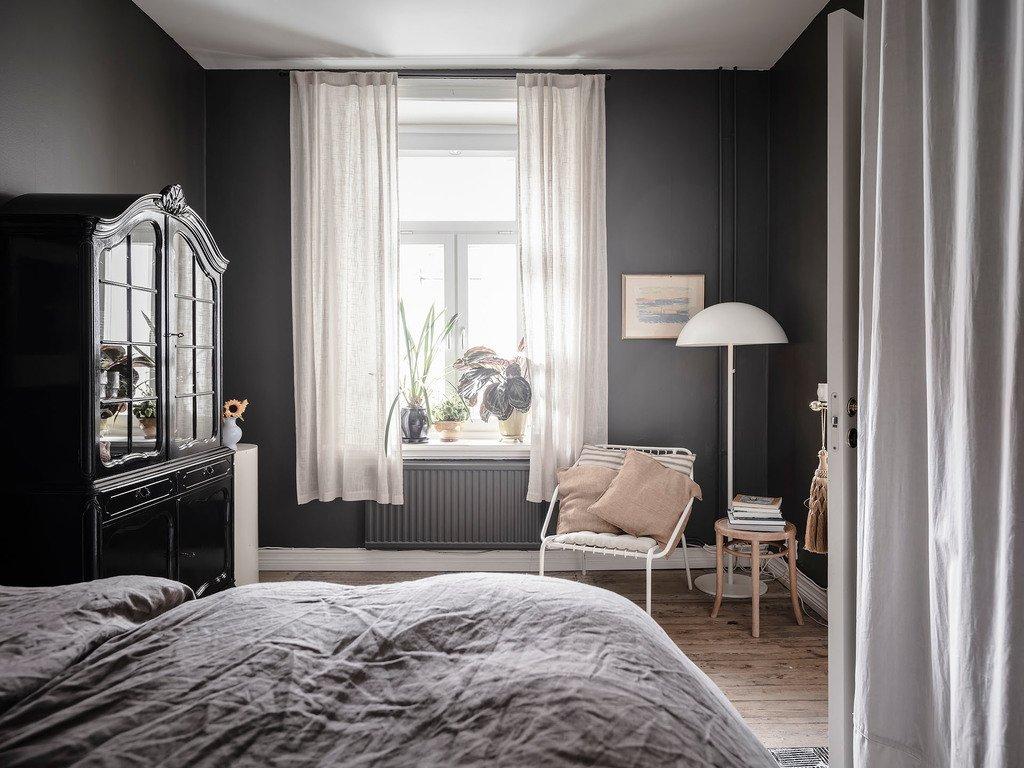 scandinavian feeling cozy bedroom cozy dark 3