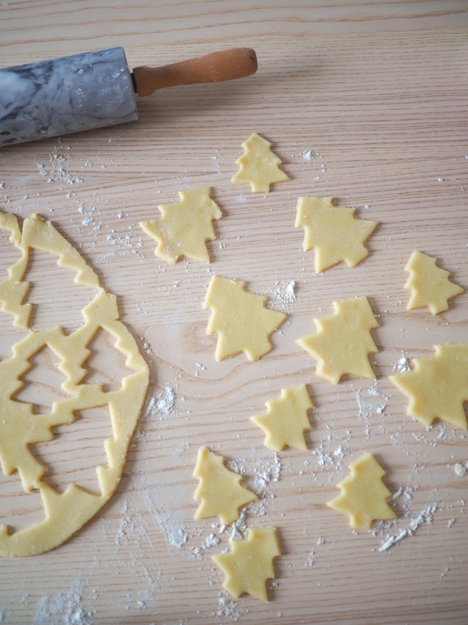 Easy & delicious sugar cookie recipe