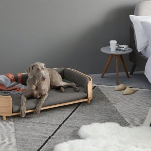 that scandinavian feeling pet furniture nordic bed 2