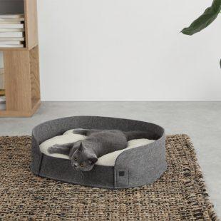 that scandinavian feeling pet furniture nordic bed round 1