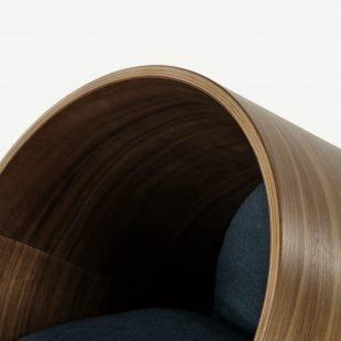 that scandinavian feeling pet furniture nordic round bed 2