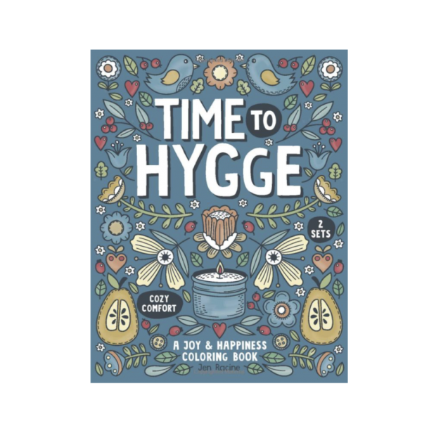 that scandinavian feeling shop hygge colouring book