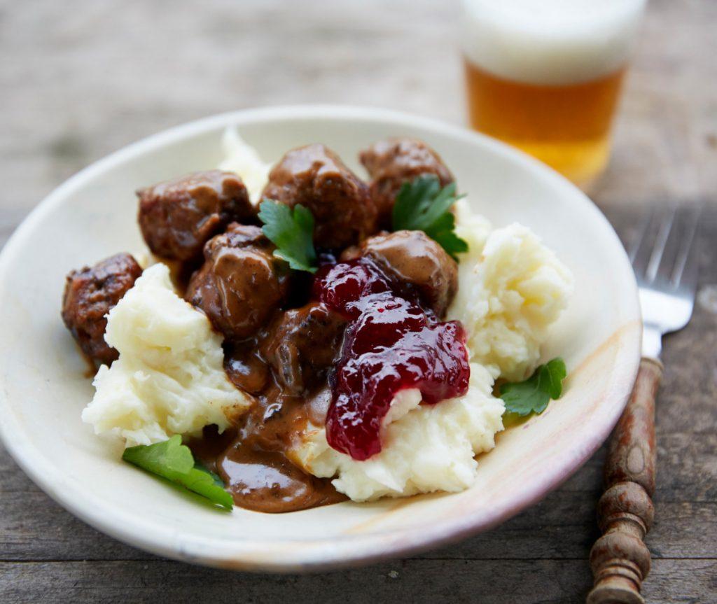 best scandinavian food meatballs swedish recipe