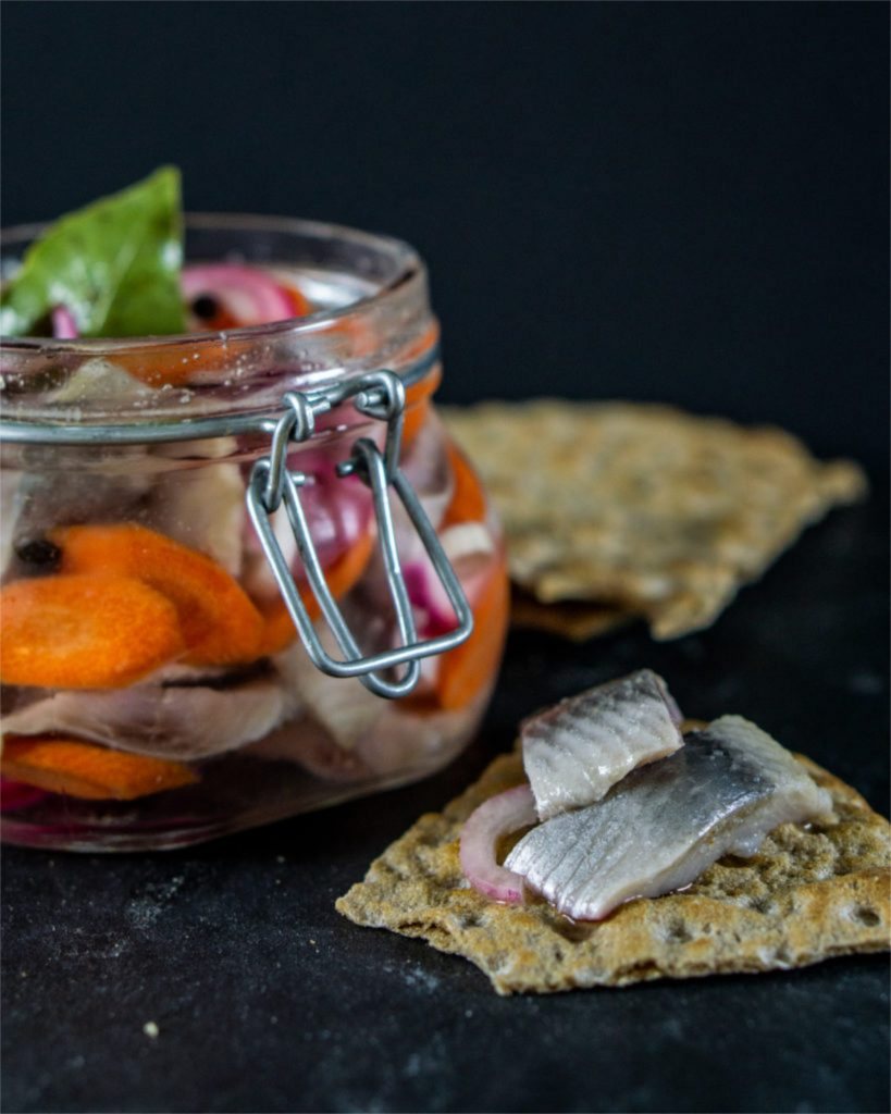 best scandinavian food pickledherring swedish recipe