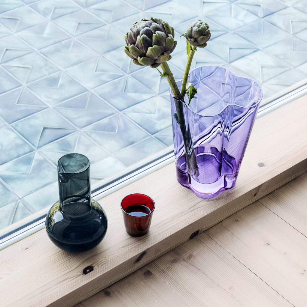 scandinavian feeling interior trend colourful iittala
