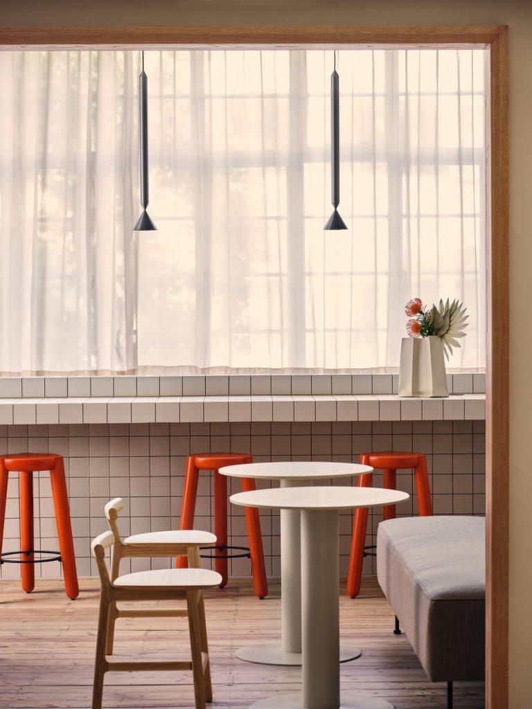 scandinavian feeling note design studio office colourful interior 10