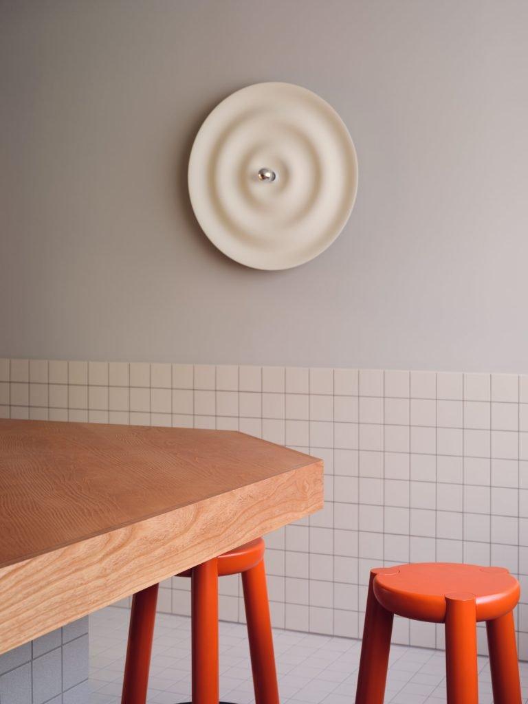 scandinavian feeling note design studio office colourful interior 9