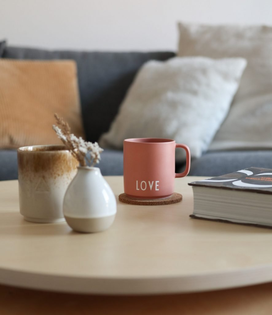 scandinavian feeling valentines coffee love home