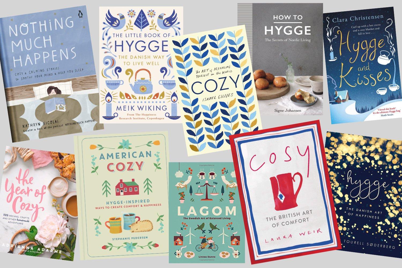 scandinavian feeling best hygge books cozy