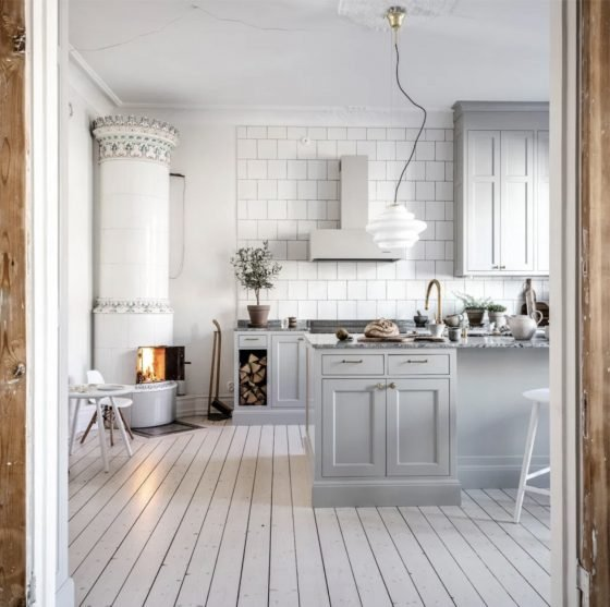 cozy scandinavian homes