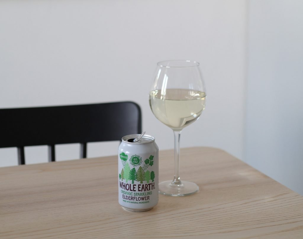 scandinavian feeling pregnancy essentials drink
