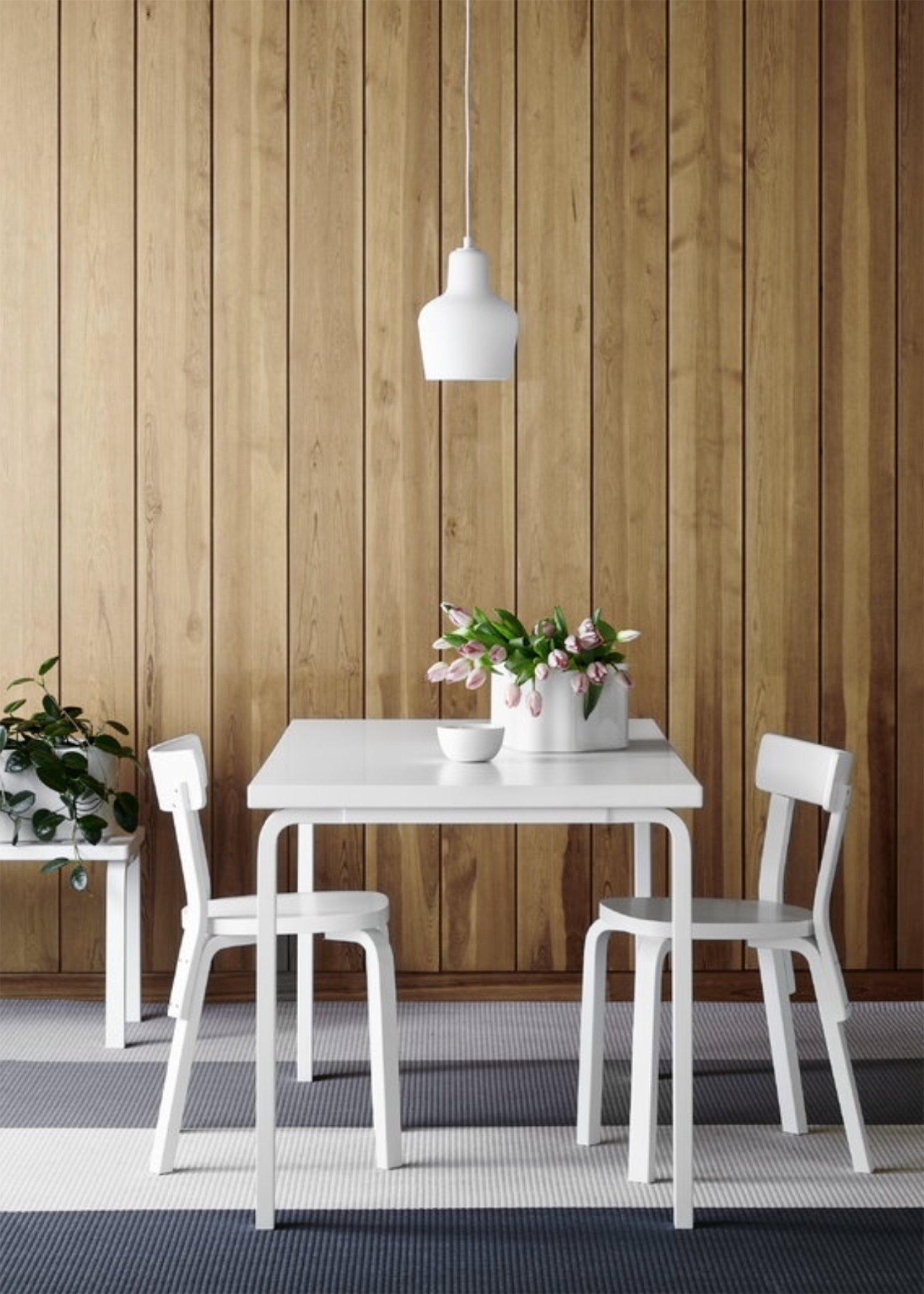 Scandinavian feeling best dining chair artek aalto
