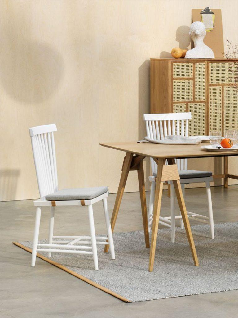 Scandinavian feeling best dining chair family designhouseofstockholm