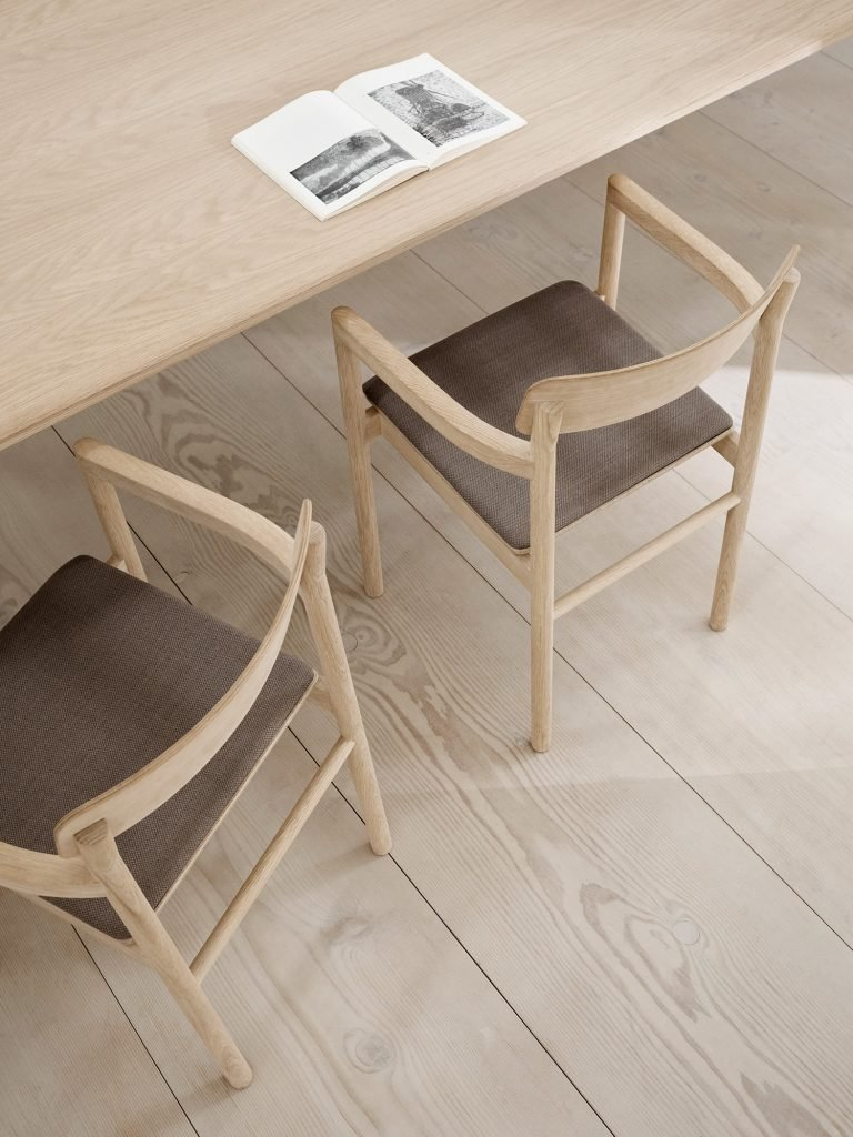 Scandinavian feeling best dining chair fredericia post