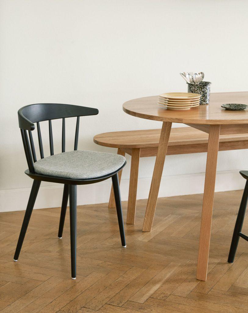 Scandinavian feeling best dining chair hay j104