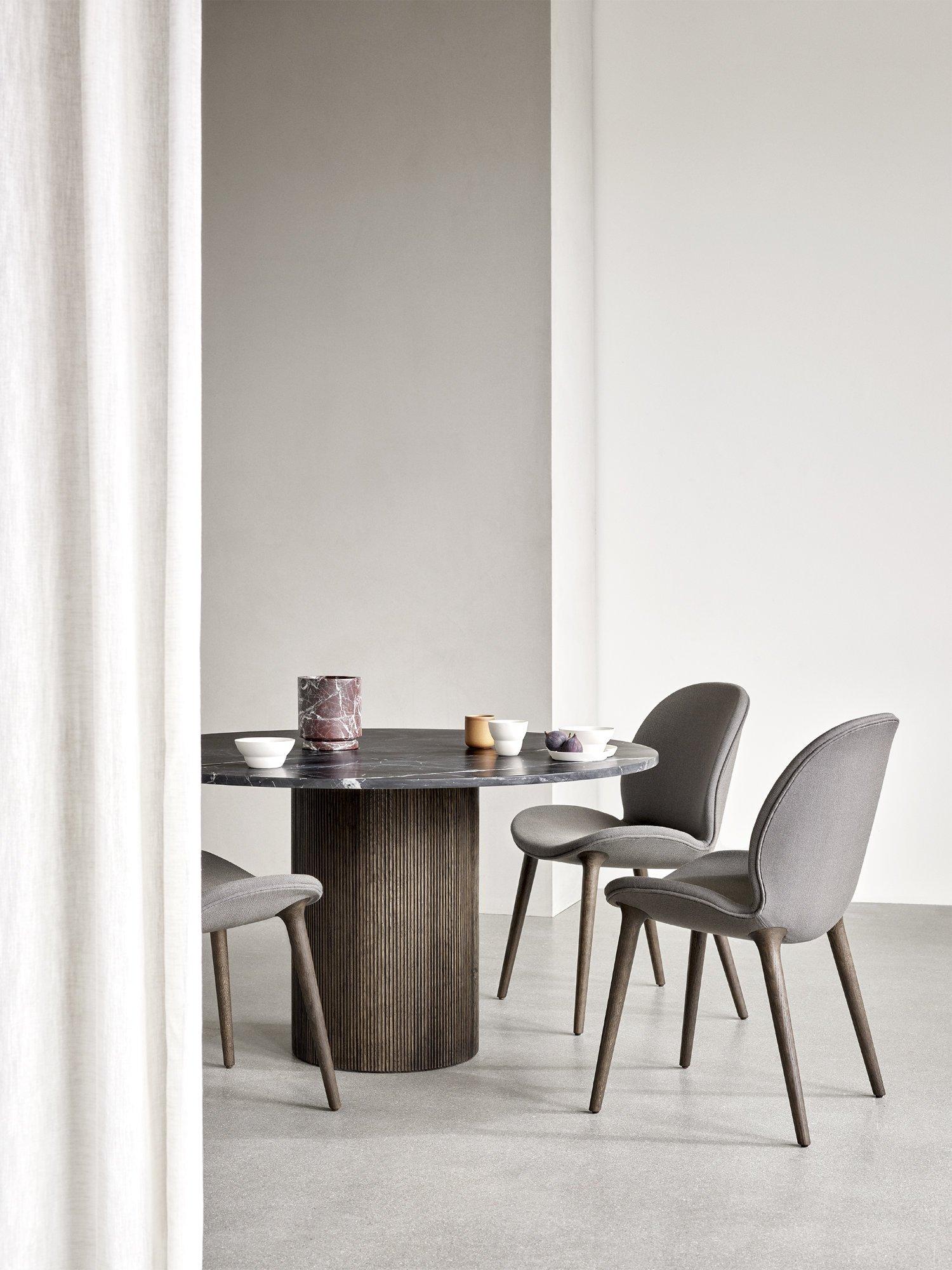 Scandinavian feeling best dining chair vipp lodge