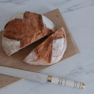 beautiful kitchen knife designed in Sweden