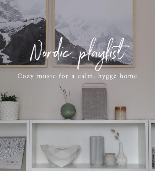 nordic playlist hygge music