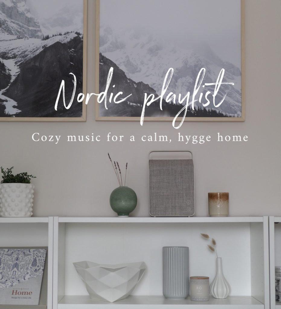 scandinavian feeling nordic playlist calm music hygge home