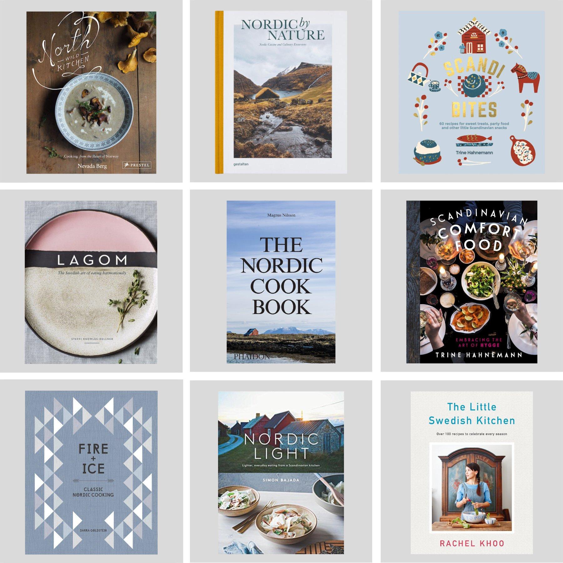 best Scandinavian cookbooks