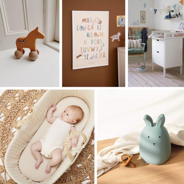 scandinavian nursery decor inspiration