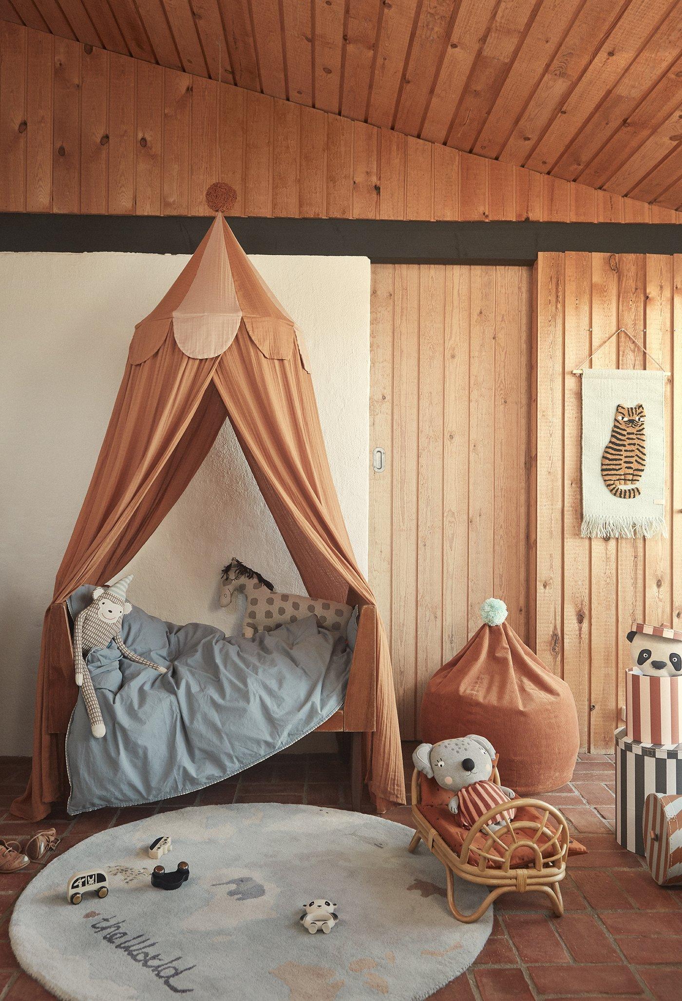 scandinavian feeling nursery decor kids rug world