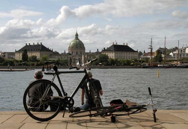 scandinavian feeling travel copenhagen bike