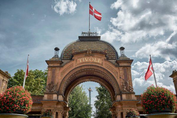 scandinavian feeling travel copenhagen tivoli