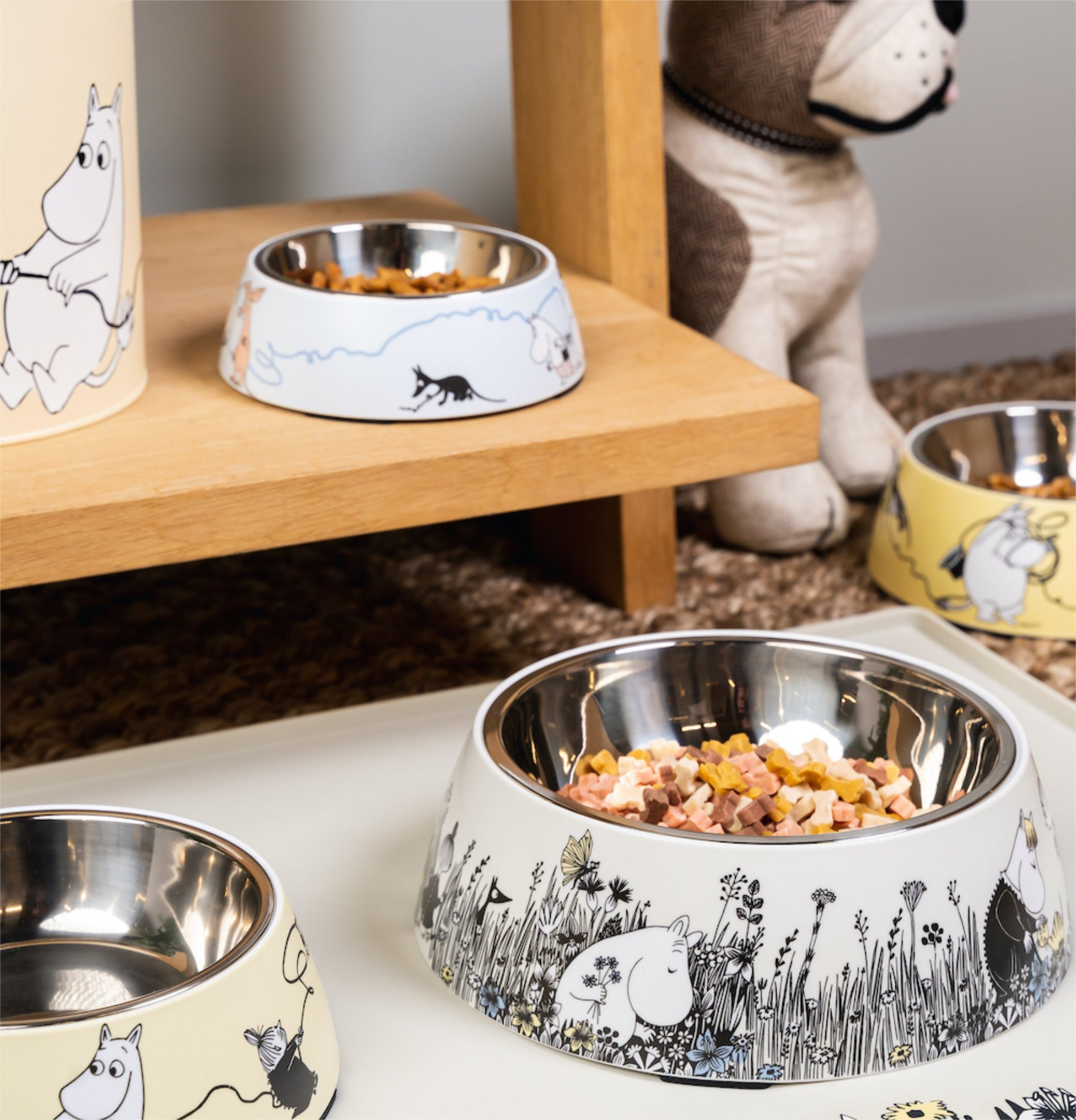 scandinavian feeling moomin pet series 2